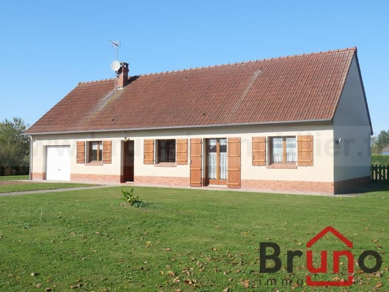 Sale house / villa St quentin en tourmont 220500€ - Picture 1