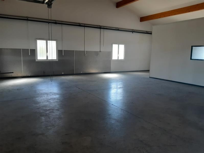 Location local commercial Chabeuil 1500€ HT/HC - Photo 4