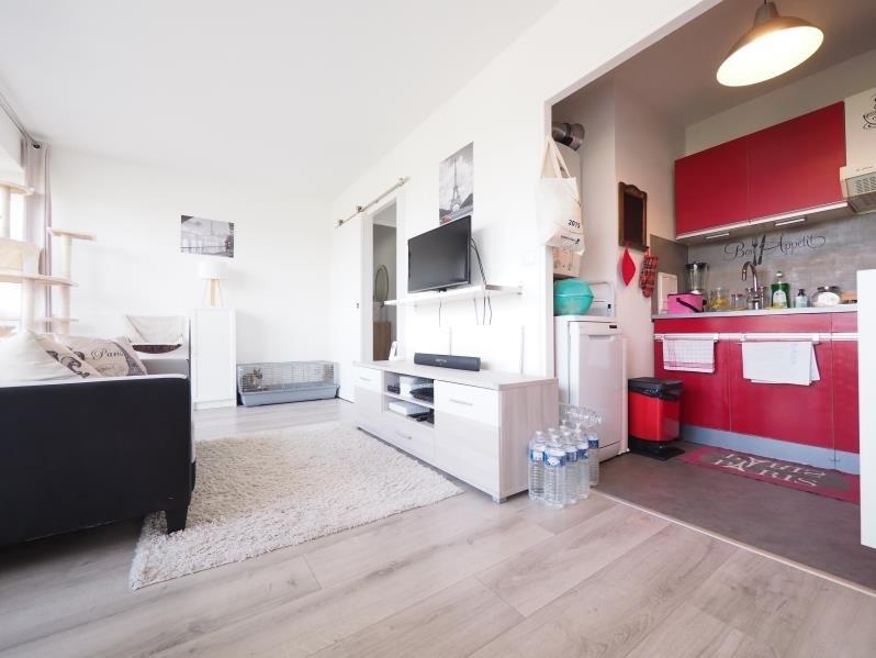 Rental apartment Bois d'arcy 830€ CC - Picture 2