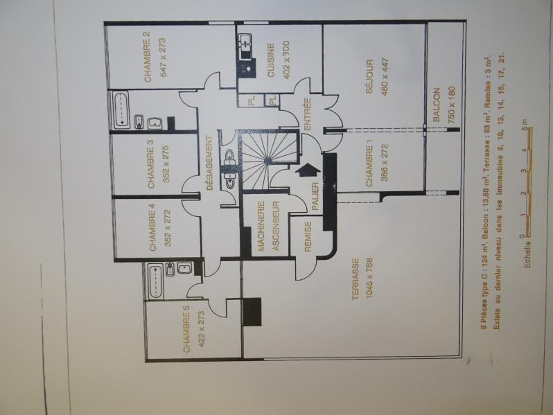 Vente appartement Marly le roi 570000€ - Photo 10