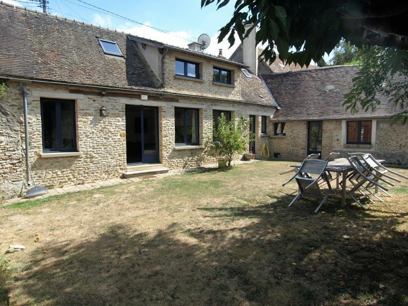 Sale house / villa Montfort l amaury 495000€ - Picture 2