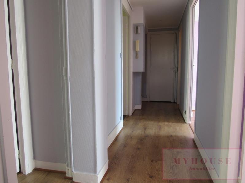 Sale apartment Bagneux 259000€ - Picture 1