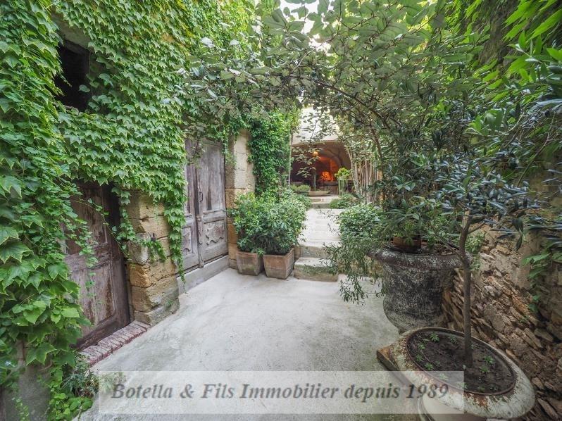 Immobile residenziali di prestigio casa Uzes 1580000€ - Fotografia 19
