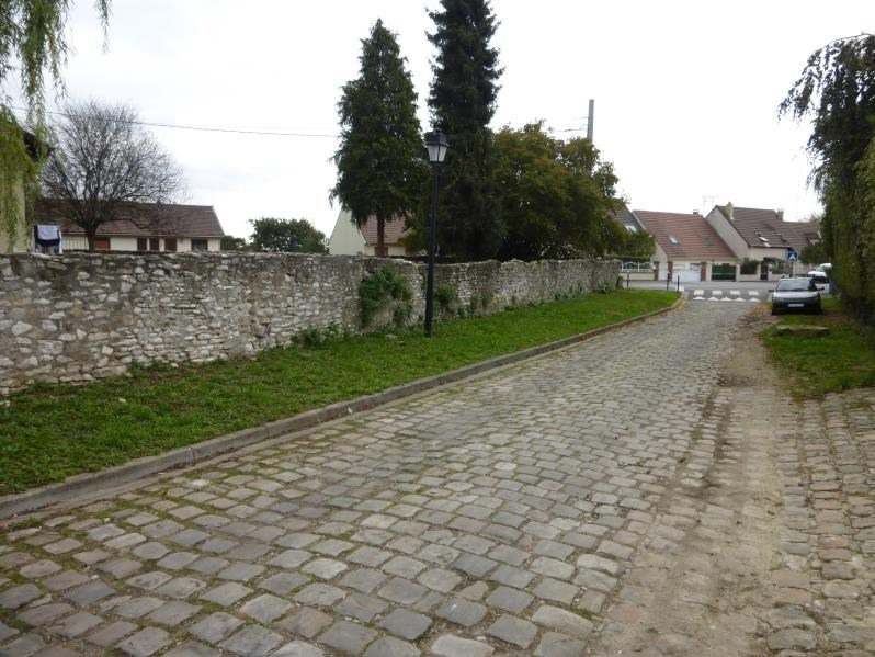 Vente terrain Le mesnil aubry 140 000€ - Photo 1