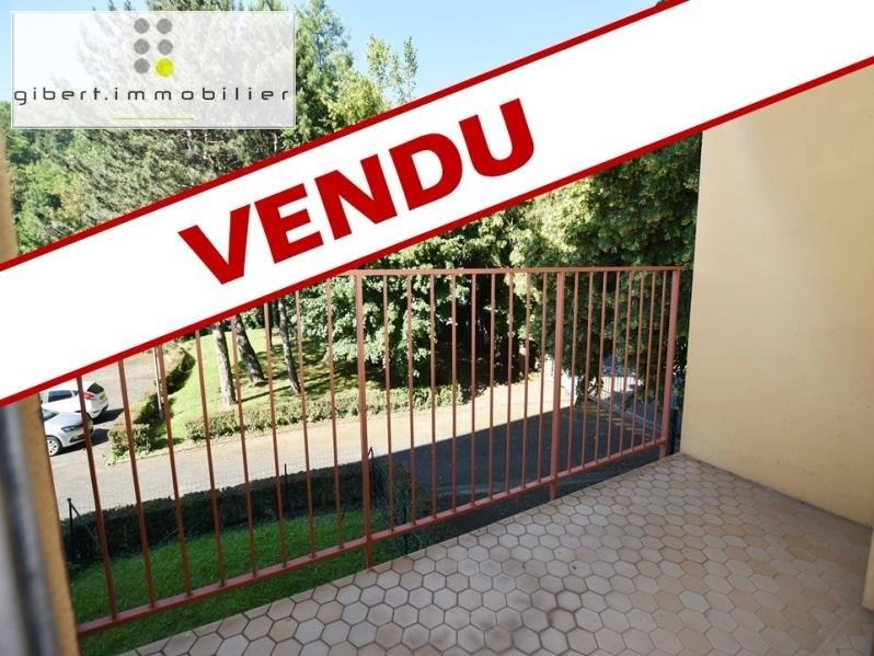 Sale apartment Aiguilhe 96500€ - Picture 1