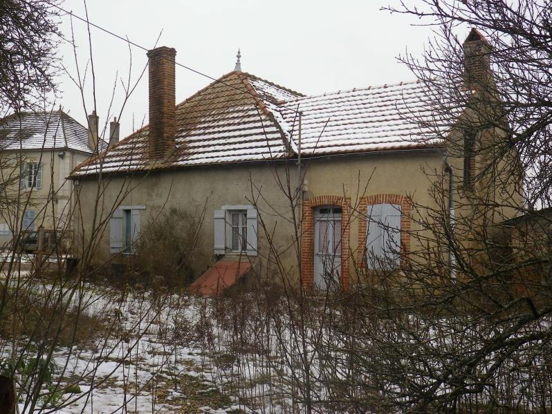 Vente maison / villa Brazey en plaine 86000€ - Photo 2