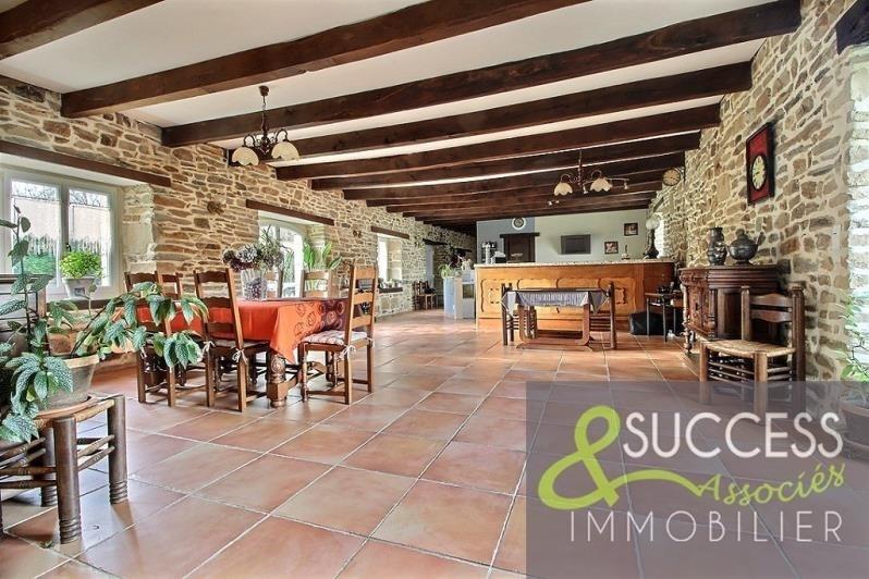 Revenda casa Plouay 475500€ - Fotografia 2