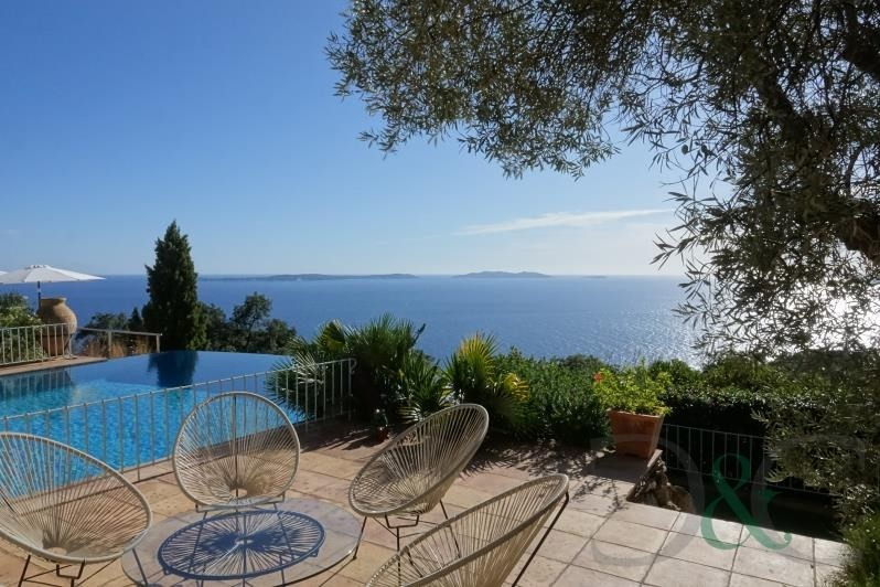 Deluxe sale house / villa Rayol canadel sur mer 4 500 000€ - Picture 2