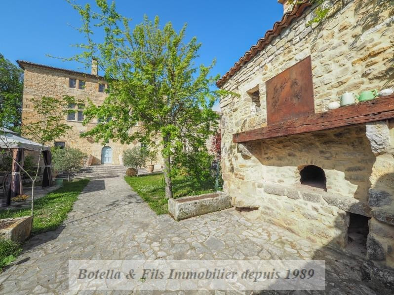 Deluxe sale chateau Uzes 1985000€ - Picture 6