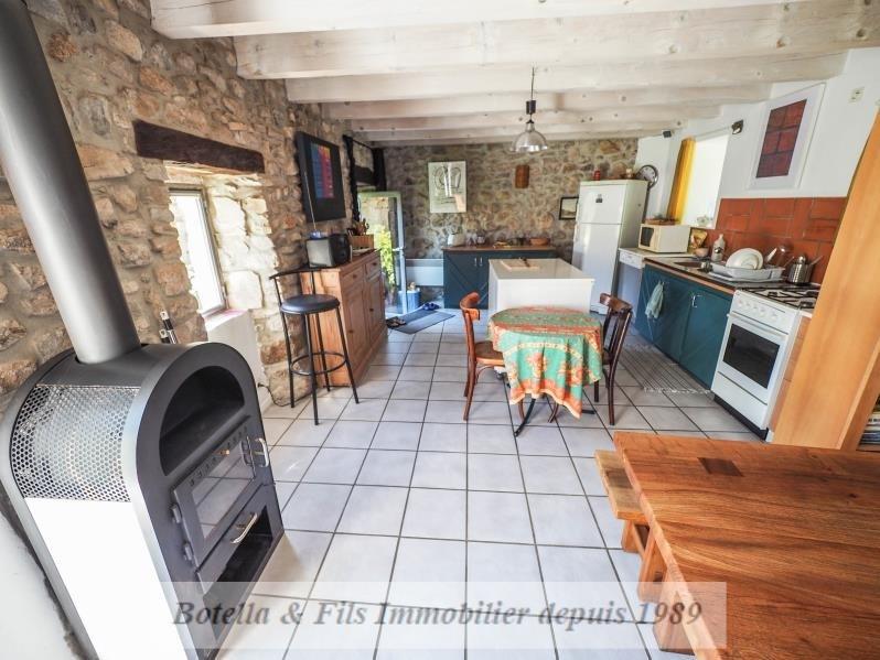 Vente maison / villa Barjac 230000€ - Photo 5