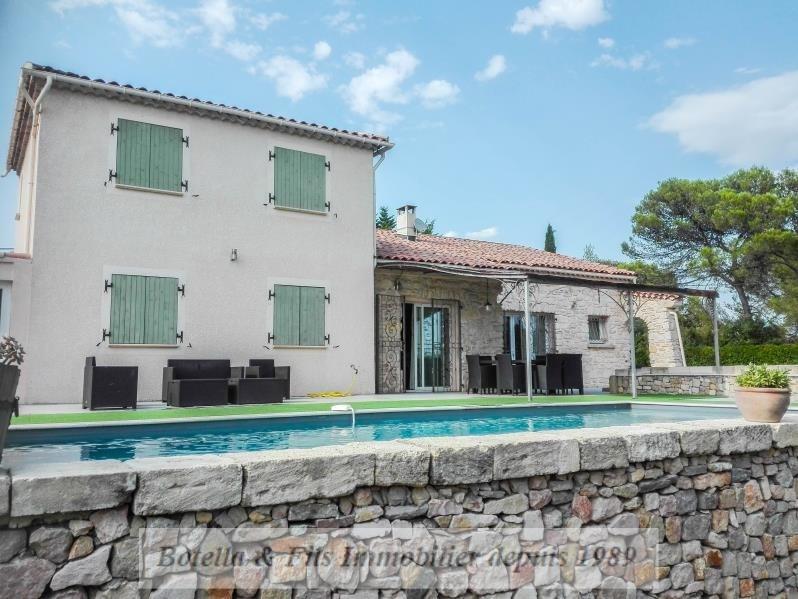 Venta  casa Uzes 398000€ - Fotografía 2