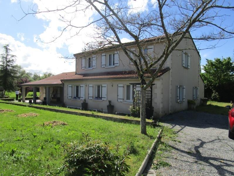 Vente maison / villa Nanteuil 182000€ - Photo 1