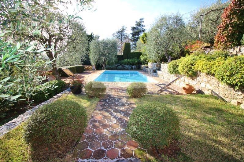 Vente de prestige maison / villa Le tignet 749000€ - Photo 3