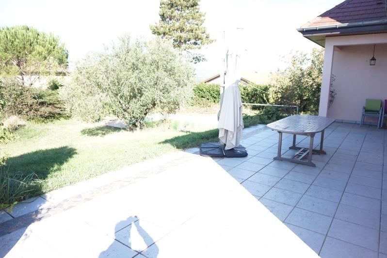 Sale house / villa Reventin vaugris 430000€ - Picture 4