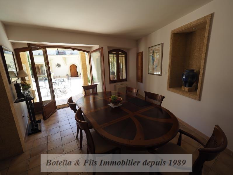 Immobile residenziali di prestigio casa Uzes 590000€ - Fotografia 7