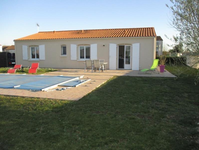 Vente maison / villa Echire 192400€ - Photo 1