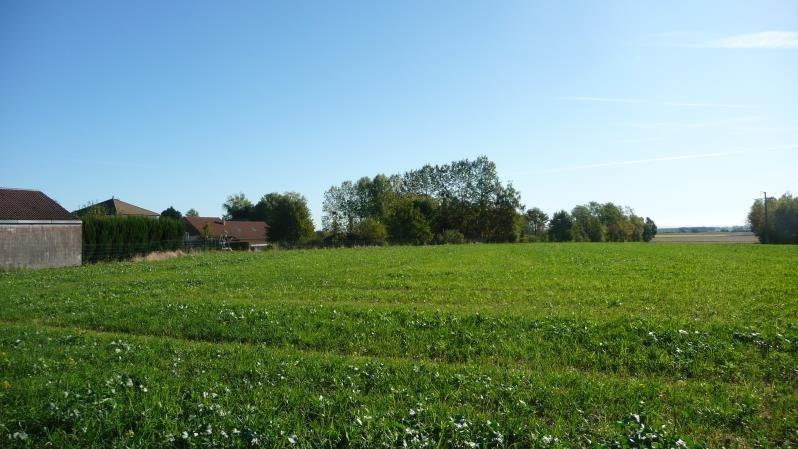 Vente terrain Brazey en plaine 34000€ - Photo 1