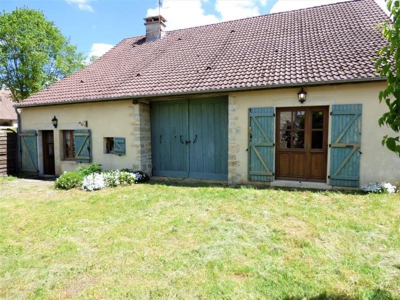 Sale house / villa Pellerey 100000€ - Picture 2