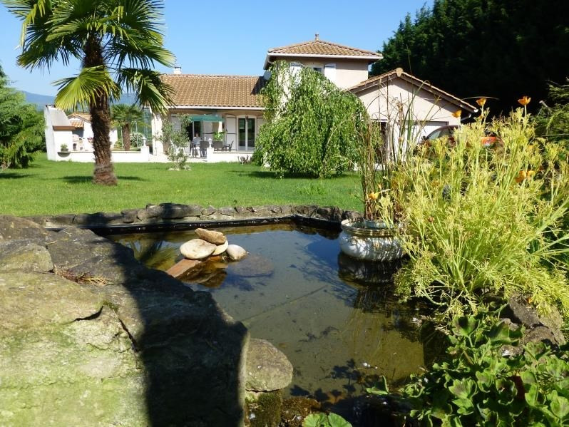 Sale house / villa Les roches de condrieu 315 000€ - Picture 1