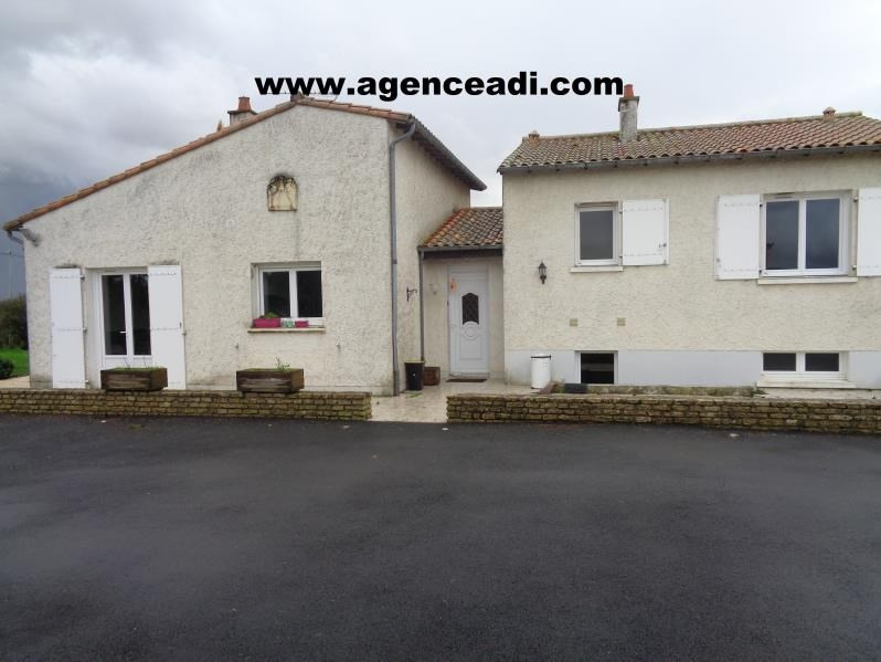Vente maison / villa Pamproux 239200€ - Photo 1