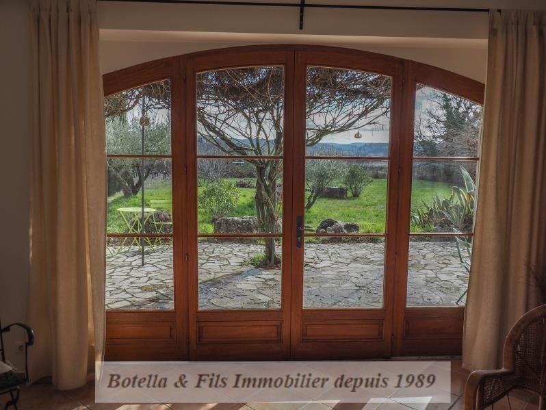Verkoop van prestige  huis Goudargues 485000€ - Foto 7