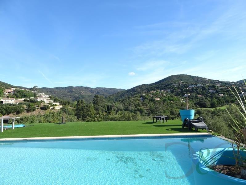 Verkauf von luxusobjekt haus La londe les maures 796000€ - Fotografie 1