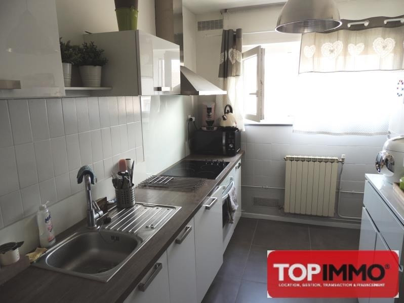 Location appartement Baccarat 330€ CC - Photo 1