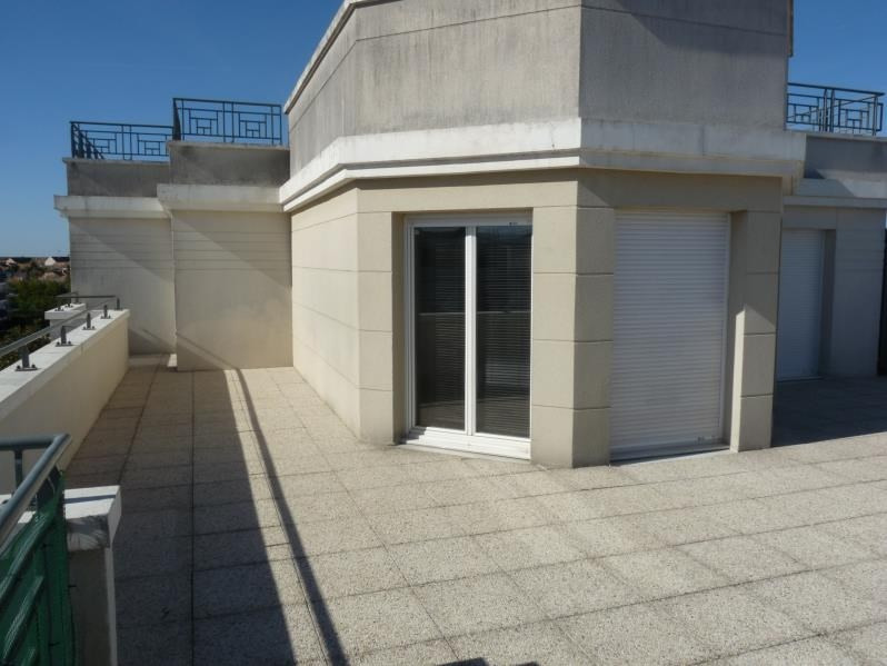 Sale apartment Montevrain 410800€ - Picture 2