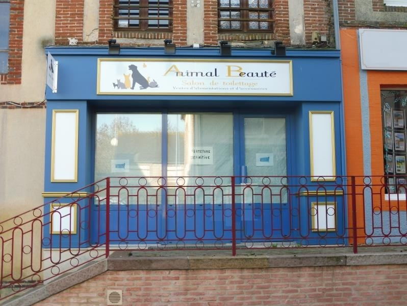 Location local commercial Tourouvre 320€ HT/HC - Photo 1