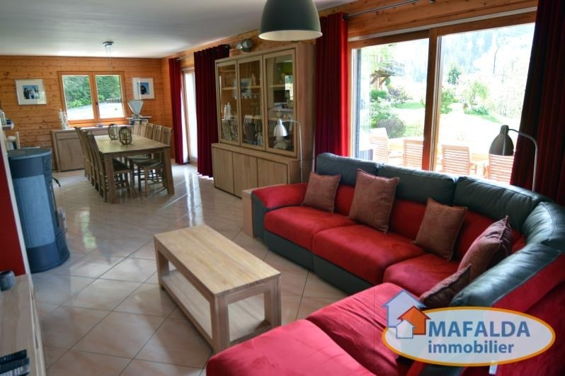 Sale house / villa Mont saxonnex 525 000€ - Picture 4