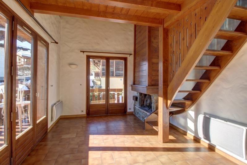 Rental apartment Combloux 771€ CC - Picture 2