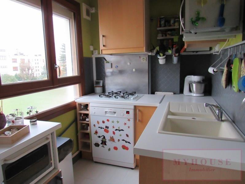 Vente appartement Bagneux 270000€ - Photo 4