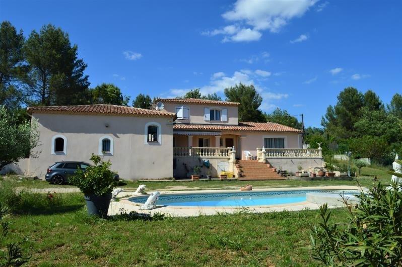 Vente de prestige maison / villa St maximin la ste baume 555000€ - Photo 1