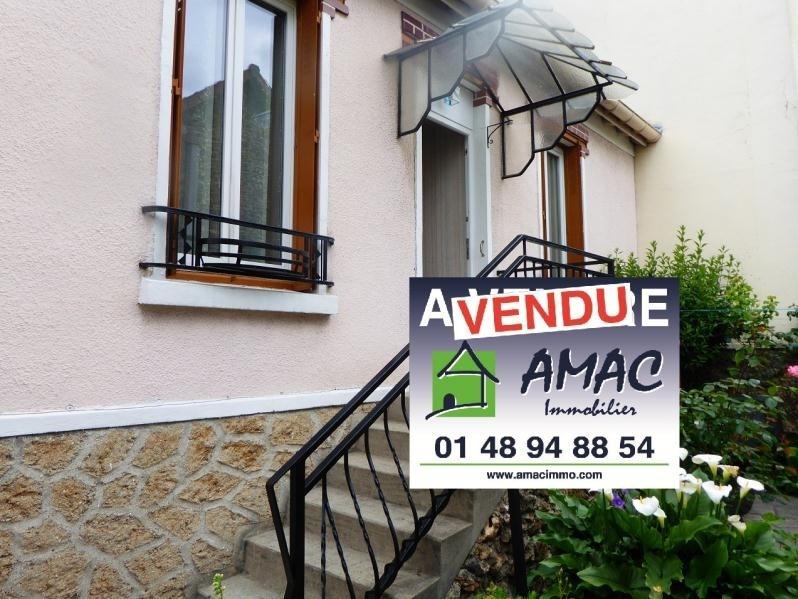 Vente maison / villa Villemomble 299000€ - Photo 1