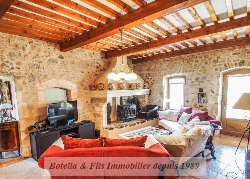 Venta de prestigio  casa Uzes 825000€ - Fotografía 5