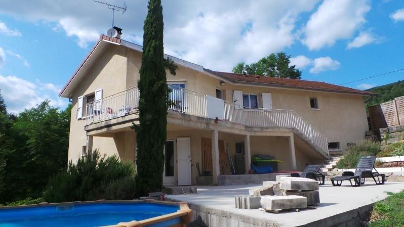 Vente maison / villa St vulbas 287500€ - Photo 1