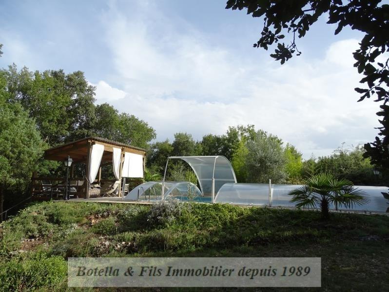 Verkoop  huis Barjac 382000€ - Foto 8