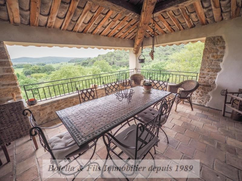 Verkauf von luxusobjekt haus Uzes 1196000€ - Fotografie 6