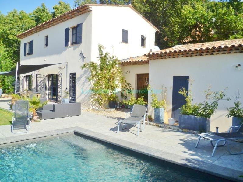 Vente maison / villa St vallier de thiey 545000€ - Photo 2