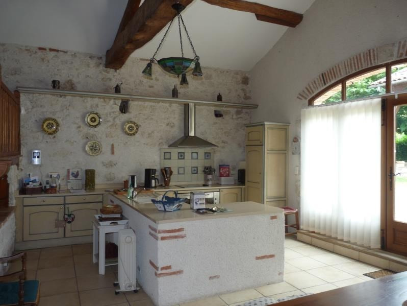 Deluxe sale house / villa Puymirol 420 000€ - Picture 5