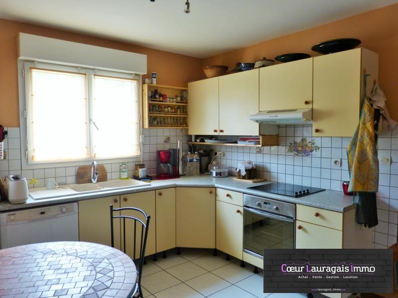 Rental house / villa Quint-fonsegrives 1115€ CC - Picture 7