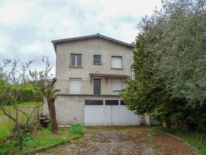 Venta  casa Albi 160000€ - Fotografía 1