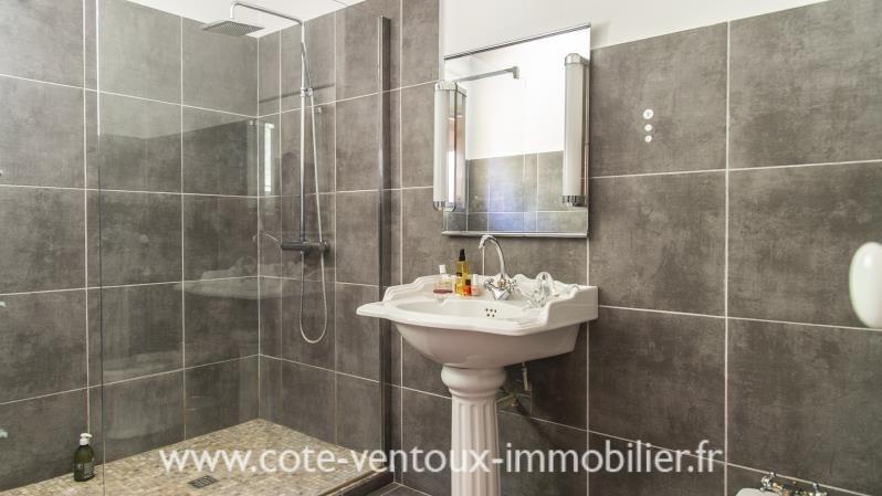 Sale house / villa Sarrians 420000€ - Picture 12