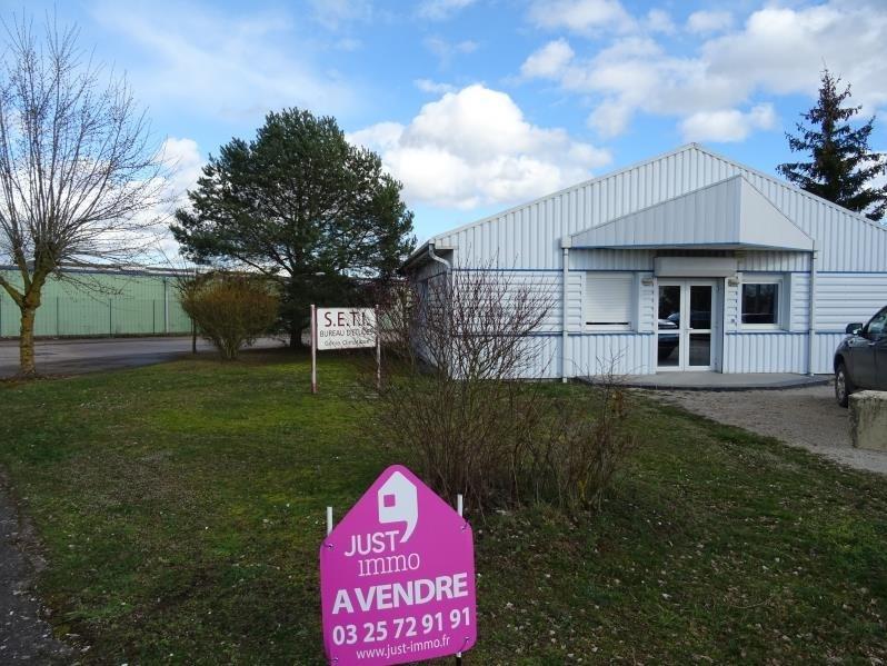 Vente bureau Troyes 168000€ - Photo 1