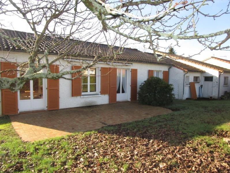 Vente maison / villa Chauray 136900€ - Photo 2