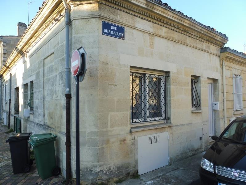 Location maison / villa Bordeaux 667€ CC - Photo 1