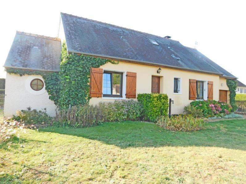 Sale house / villa La chartre sur le loir 191000€ - Picture 1