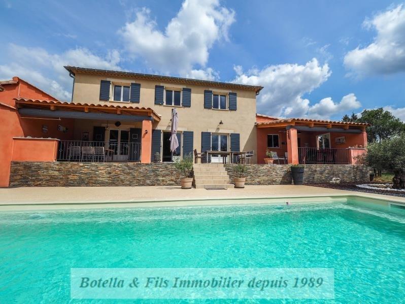 Immobile residenziali di prestigio casa Uzes 525000€ - Fotografia 1