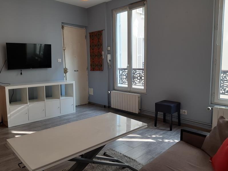 Verhuren  appartement Paris 18ème 1250€ CC - Foto 5