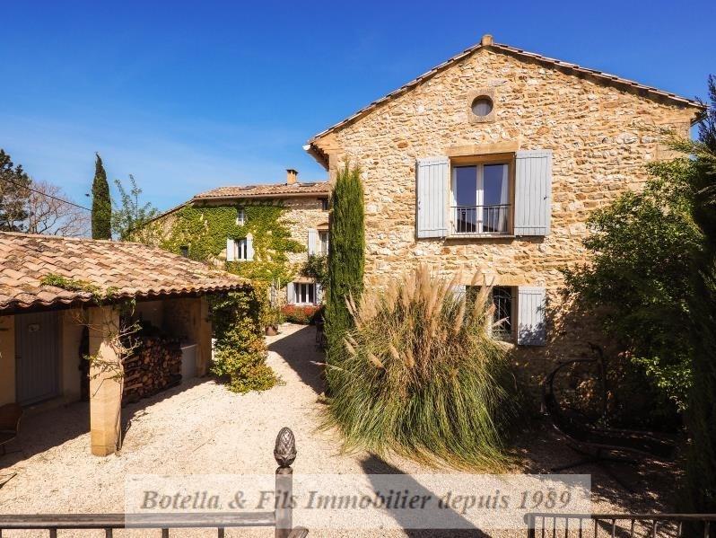 Vente de prestige maison / villa Uzes 895000€ - Photo 13
